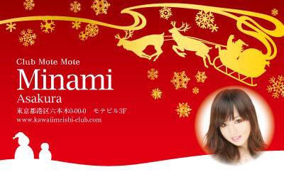 ハッピークリスマス・レッド (写真あり)