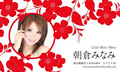 和の花もよう・赤(写真あり)