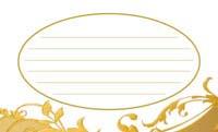 金の波・ホワイト(写真あり) 裏面